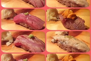 江戸前寿司は最強ーーーの日本食だ!!
